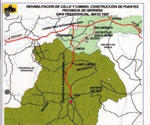 Herrera: Ocú-Santa María / 6 de mayo de 1998