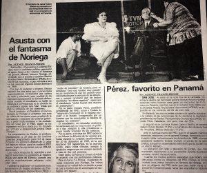 VÍDEO: El espectro de Noriega en las elecciones de 1994
