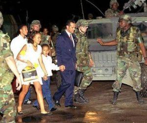 Panamá para Haití: Aliviadero democrático