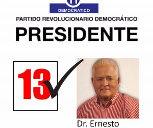 VIDEO: Es oficial, Pérez Balladares pre-candidato presidencial PRD