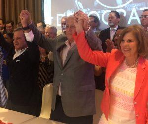 VÍDEO: Navarro y El Toro apuestan por la unidad PRD para el triunfo