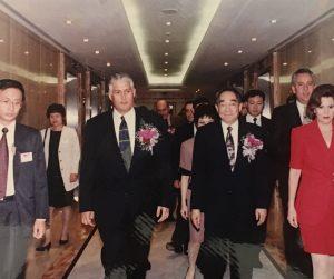 VIDEO: Pérez Balladares en Taiwan