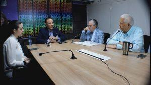 VÍDEO:  «Mi misión es la transformación de las instituciones democráticas»