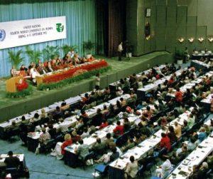 Beijing 1995: El empoderamiento femenino